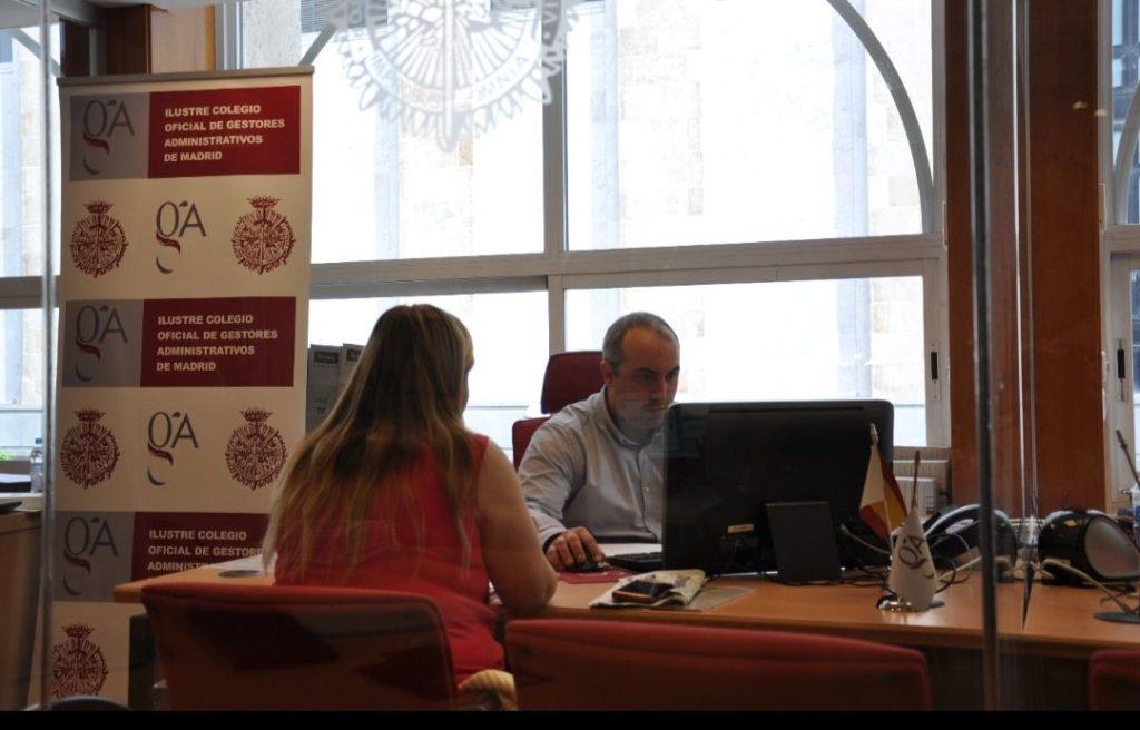 Foto de Turno de Oficio para la Declaración de la Renta