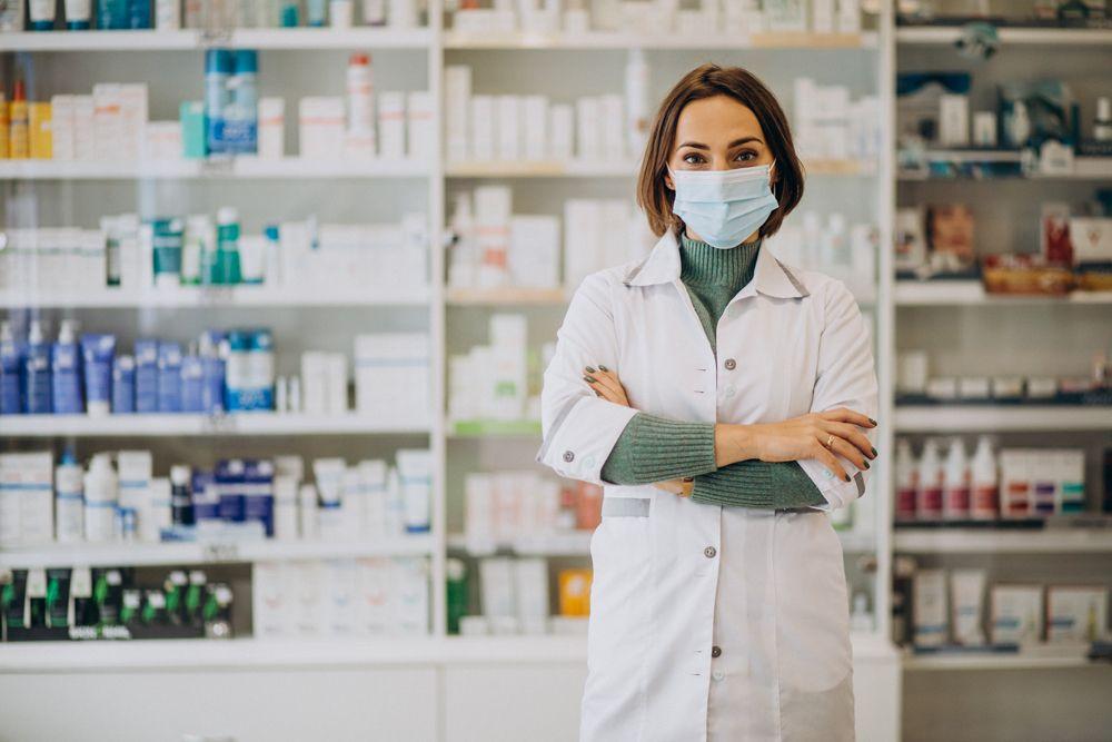 Foto de Farmacia en panemia